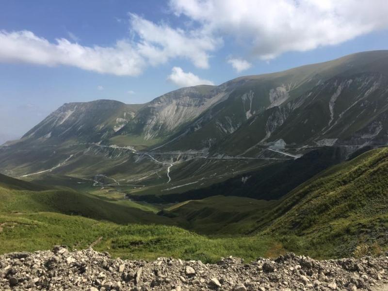 Чечня и Дагестан 2017 август