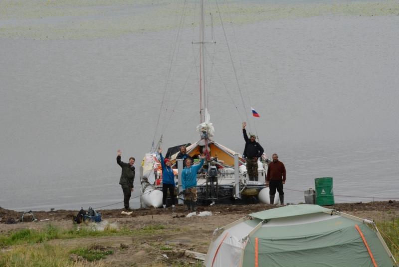Амур, Шантары, Сахалин