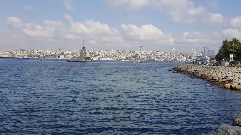 Баку - Грузия - Стамбул. Июль-август 2017г.