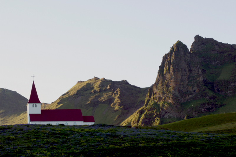 Исландия 2 дня стоповер в июле 2017