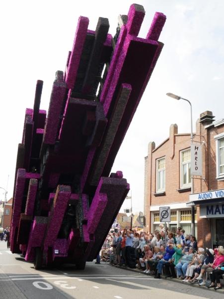 Цветочные парады Varend Corso (2017) и Corso Zundert (2017) в Нидерландах