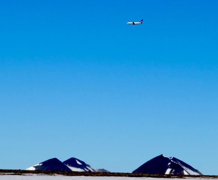 Свалбард 7 дней в июле 2017
