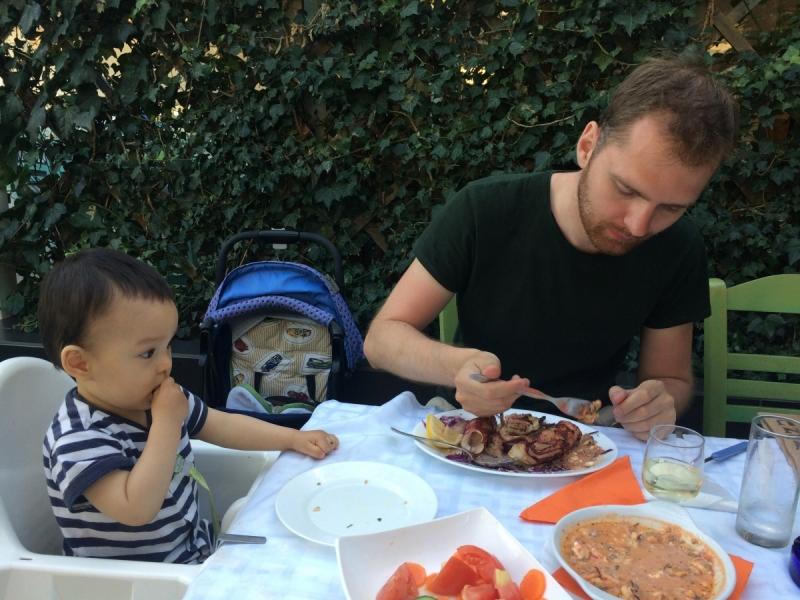Ситония 2 недели с годовалым ребенком Август-Сентябрь