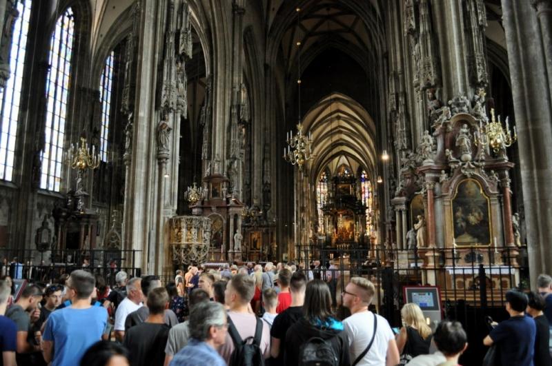 Неделя в Вене летом. Критичный женский взгляд с фото.