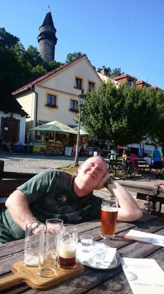 Забег на Бешеном Пони по Моравии за 8 дней.