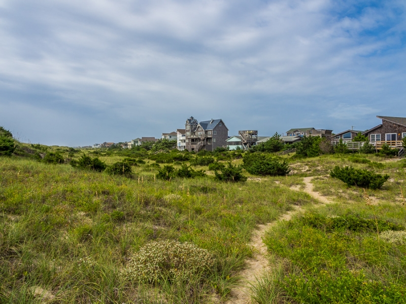 Outer Banks, North Carolina. Пляжный отдых и кое-что еще. Август 2017.