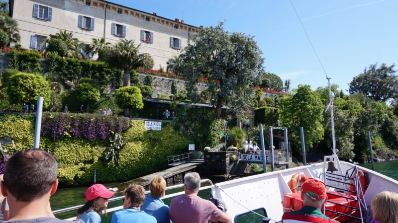 Решили «одним глазком» взглянуть и на северную Италию (Милан, Комо, Маджоре, Бергамо), май 2017