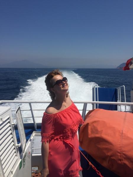Амальфитанское побережье - июнь 2017