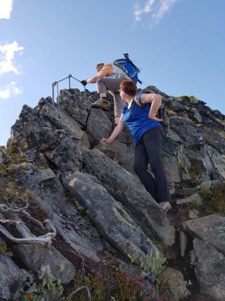 Песни северных гор (от Бессегена до Гейрангера, июнь-июль 2017)