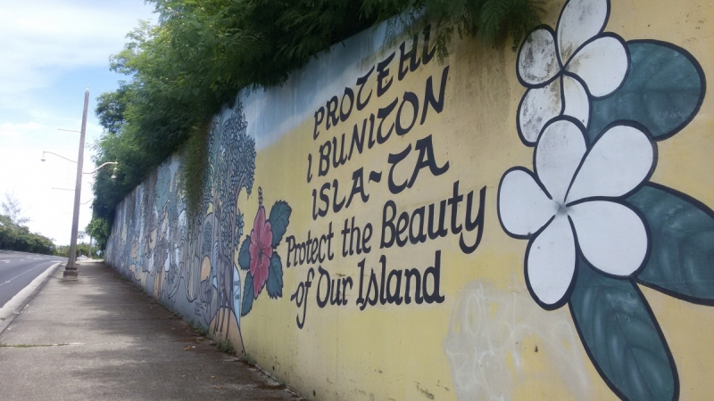 Вторая поездка в Океанию: Гуам-Палау