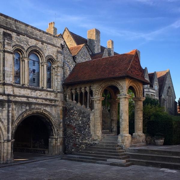 Aвтопутешествие по юго-востоку Англии : побережье, Кентербери, Лондон, Оксфорд, Бат и еще много всего интересного