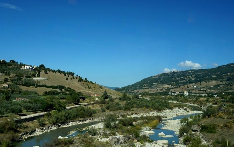 2017,сен. Terra incognita fantastica: Молизе, о.Тремити, Абруццо (парк Majella). Обломы и восторги, горы и море, самниты и вертолеты. Без а/м.