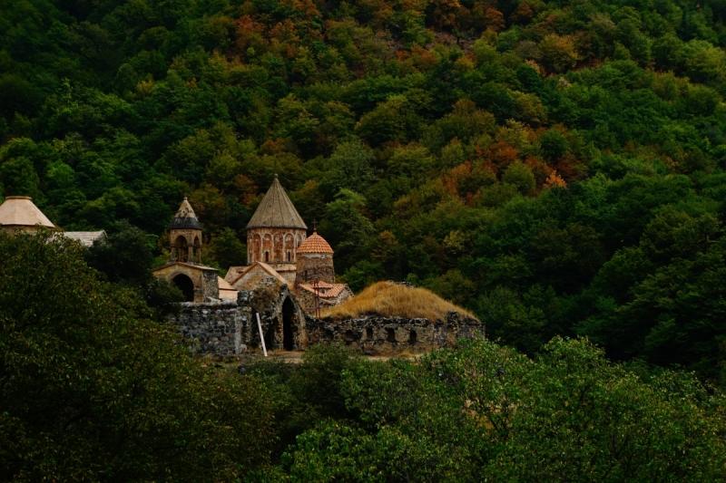 Армения и Нагорный Карабах, сентябрь 2017 года. Мини-отчет по малоизвестным достопримечательностям.
