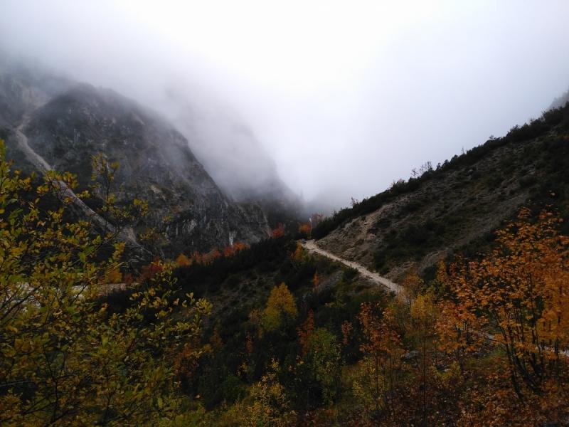 Утомленные Цугшпитце 1.10.2017-3.10.2017