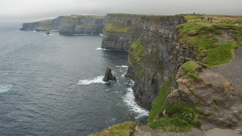 Ирландия в августе. Дублин, Килларни, Дингл, Голуэй (без машины)