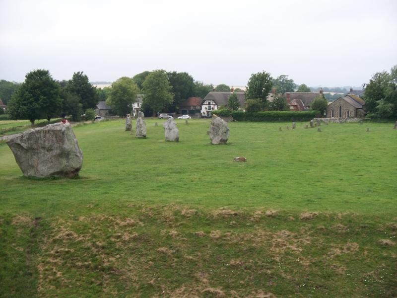 Путешествия с 4-часовой лучевой симметрией из Оксфорда – ч. 1- Уэссекс, Кент, долина Темзы