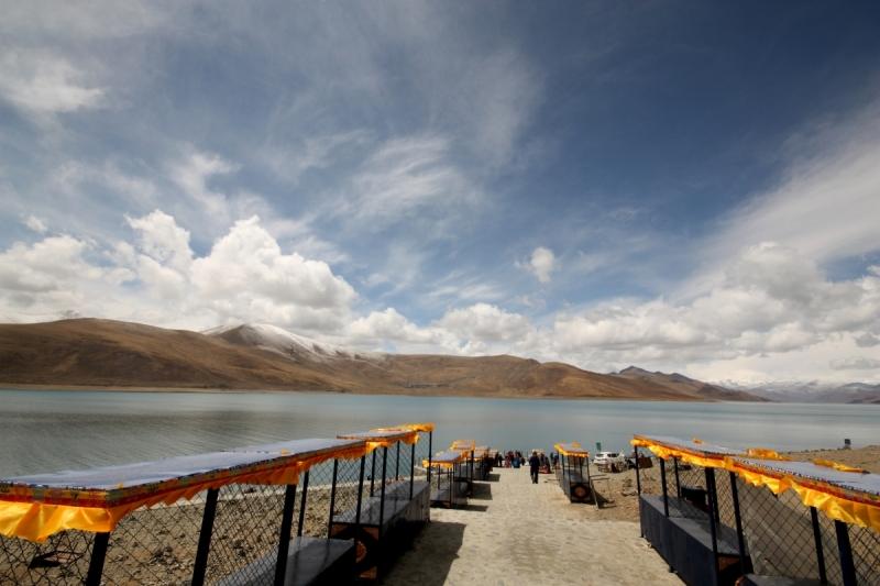 В Тибет на кору. Май 2017