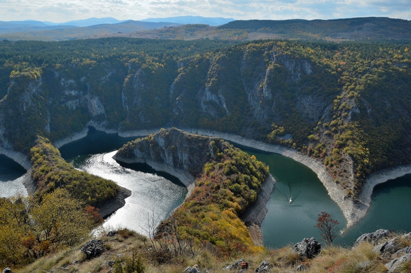 Сербия по часовой стрелке. Или как я пропустил октябрьское лето.