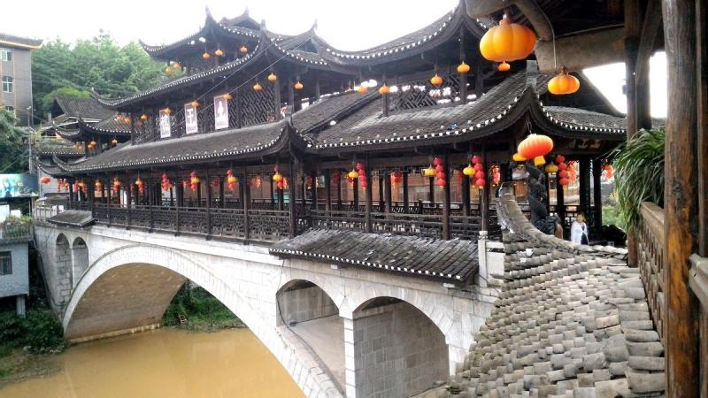 Не парьтесь или А идите-ка вы в баню! Китай-2017.