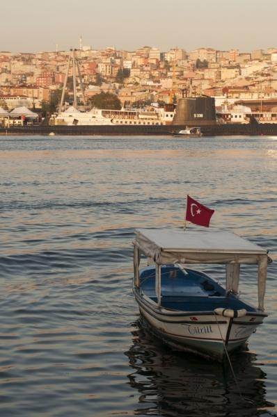 Стамбул (октябрь 2017)