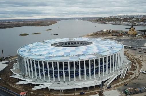 Нижний Новгород: матчи Чемпионата Мира FIFA по футболу 2018 от А до Я