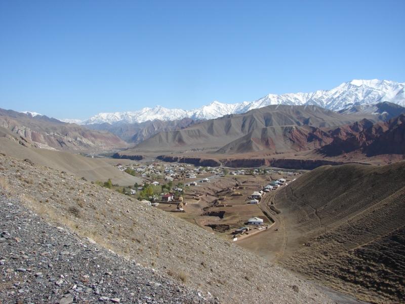 Путешествие по Памиру. Киргизия, Китай, Таджикистан, Афганистан, Узбекистан.