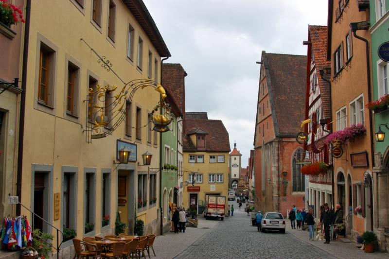 Путешествие 2017 на автомобиле по Европе: Германия, Франция, Швейцария