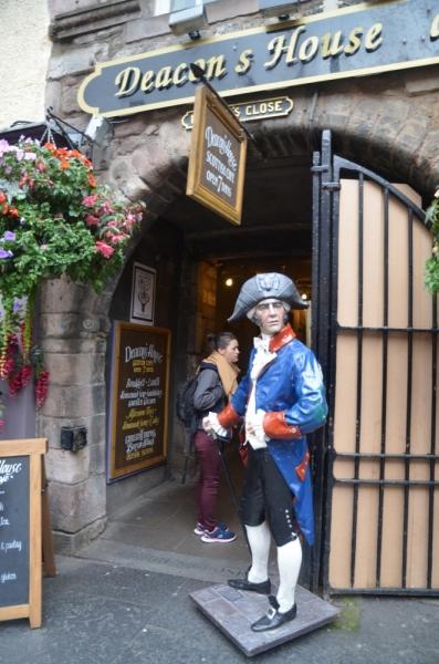 Великобритания 09-10/2017. Лондон, Истборн, Эдинбург.