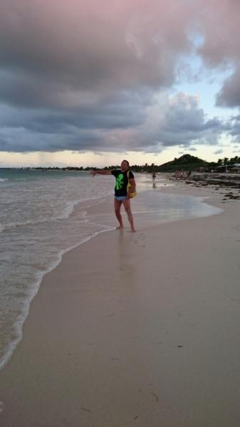 Отдых на карибском острове Сент-Мартен