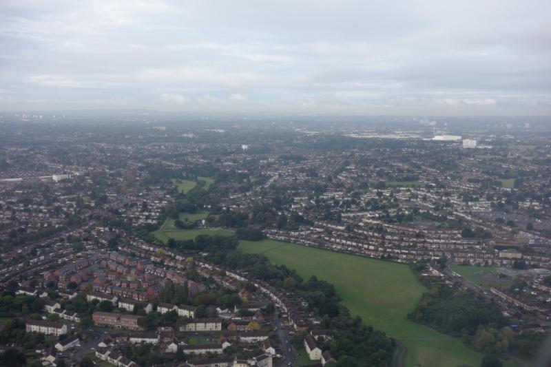 East Midlands в жёстких условиях командировки