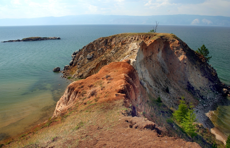 Золотая осень: Восточные Саяны, Хубсугул (Монголия), Байкал