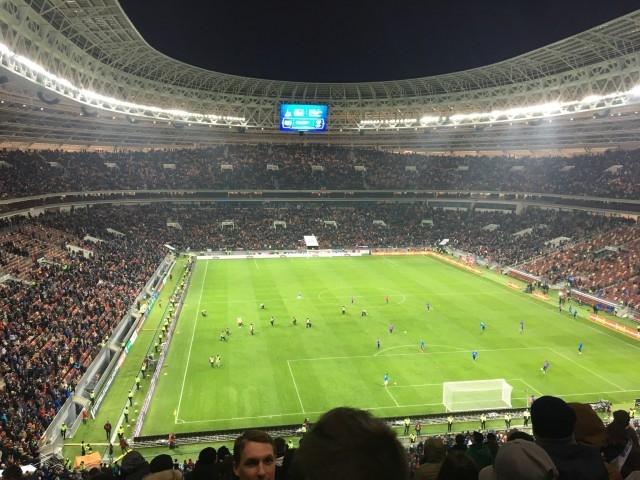Москва: матчи Чемпионата Мира FIFA по футболу 2018 от А до Я