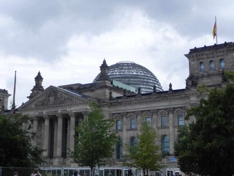 Берлин-Дрезден-Потсдам Июль 2017