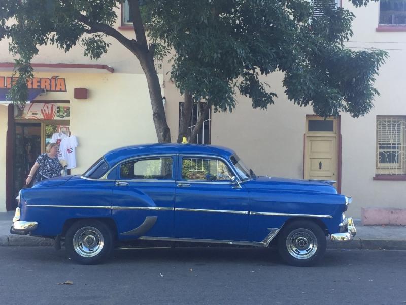 Такси из аэропорта Гаваны или аренда авто