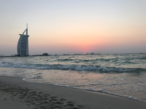 Не так страшны Эмираты, как их... 30.10.2017-10.11.2017