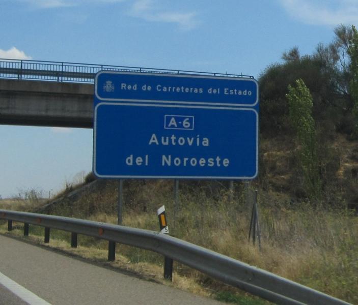 Испания желтая и зеленая (две Кастильи, Астурия и Галисия)