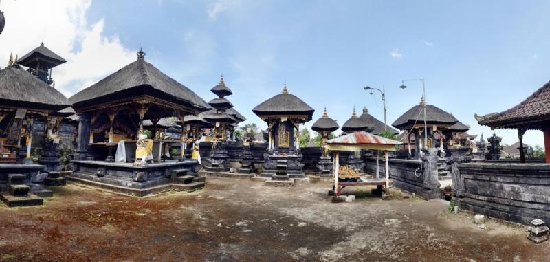 Индонезийский калейдоскоп.