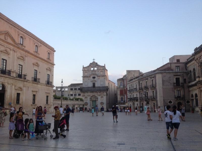 Катания-Марина ди Рагуза-Пакино-Сиракузы-Эриче-Кастеламмаре дель Голфо-Катания