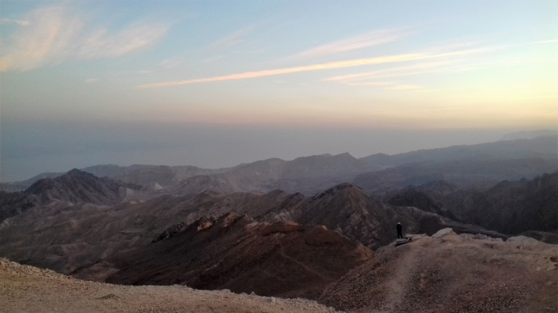 Эйлат: горы и море. Три дня в ноябре 2017