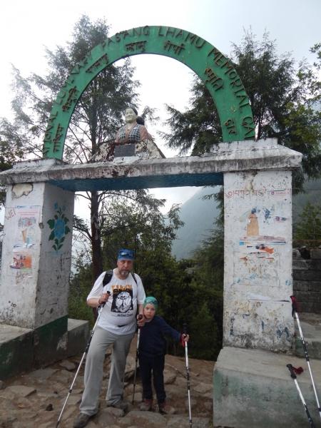 Непал. Трекинг к Базовому лагерю Эвереста. Апрель-май 2017 г.