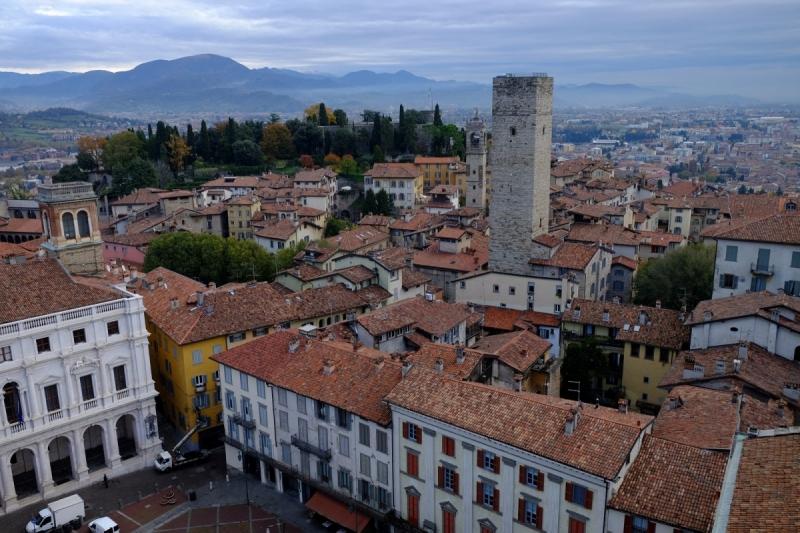 Дорожные впечатления (Италия, Испания ноябрь 2017)