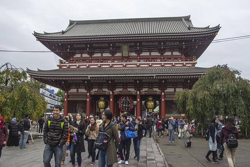 Токио, Хэллоуин, Фудзикавагутико и многое другое.......
