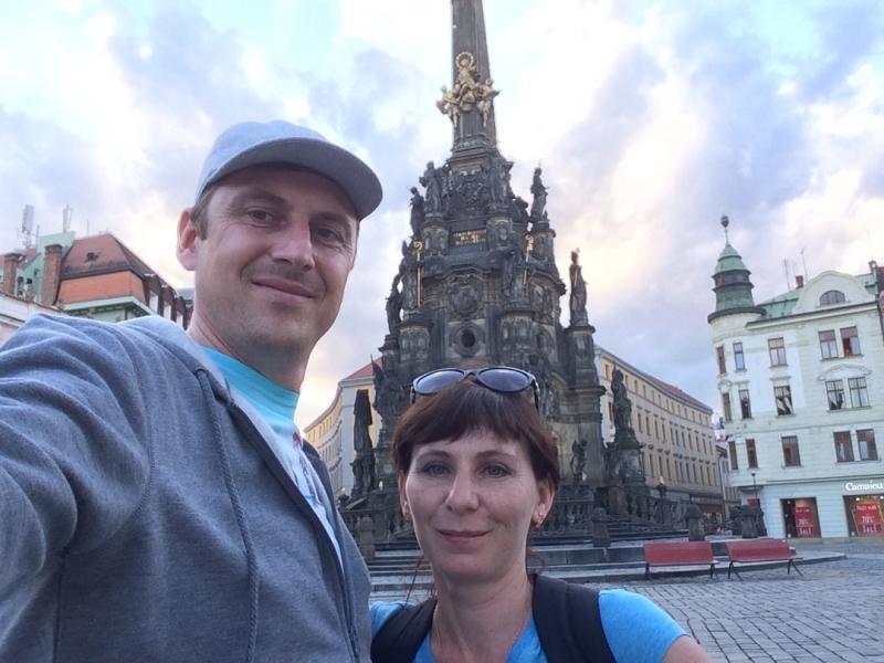 Всегда мечтал вернуться туда... (Ставрополь-Новые Замки, через Прагу и немного Польши))