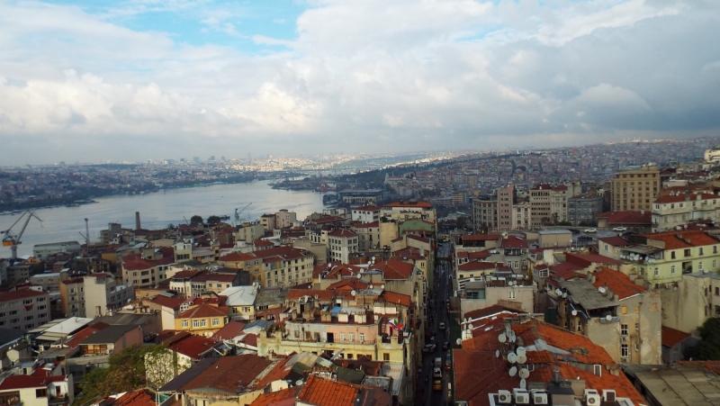Стамбул, те же самые 4 дня в ноябре 2017 :)