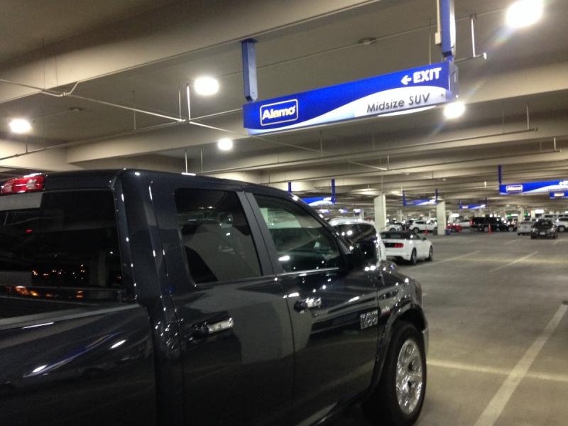 Отзывы об аренде автомобилей в Alamo (National)