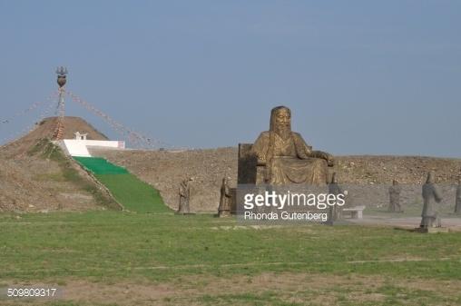 Вопрос по району Хулунбуир, Внутренней Монголии. Кто знает, где находится эта статуя?