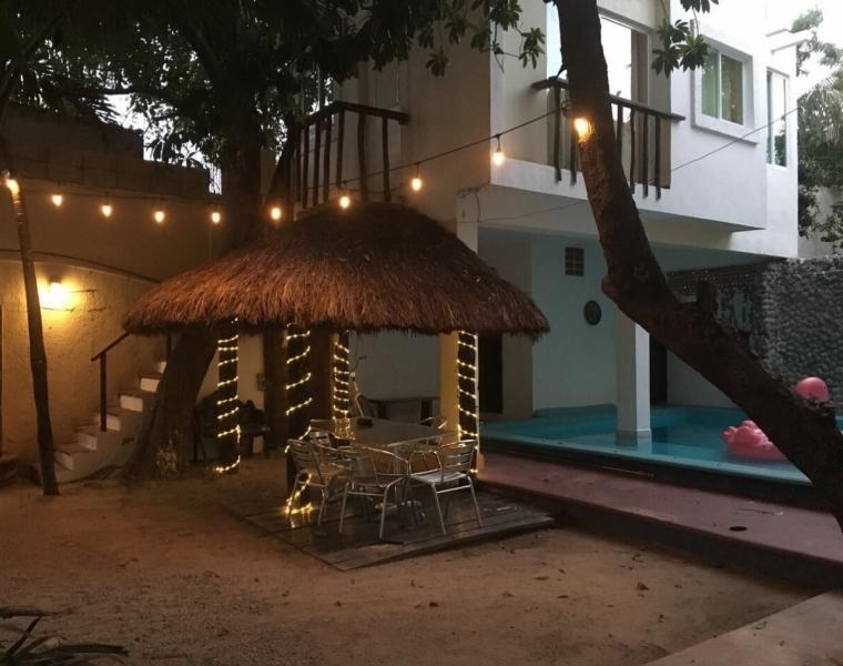 Мексиканские каникулы, ноябрь 2017.
