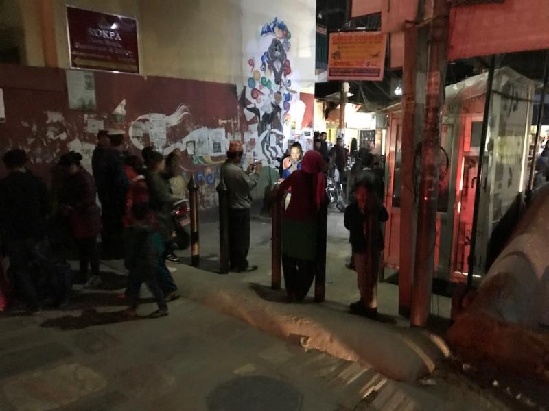 SoluKhumbu : неспешное знакомство. Ноябрь 2017.