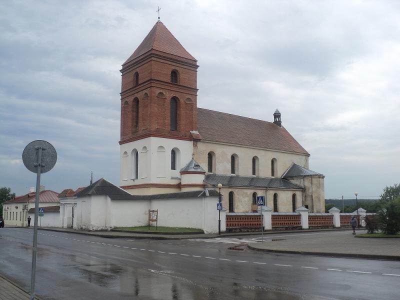 Замки Белоруссии и немного Минска