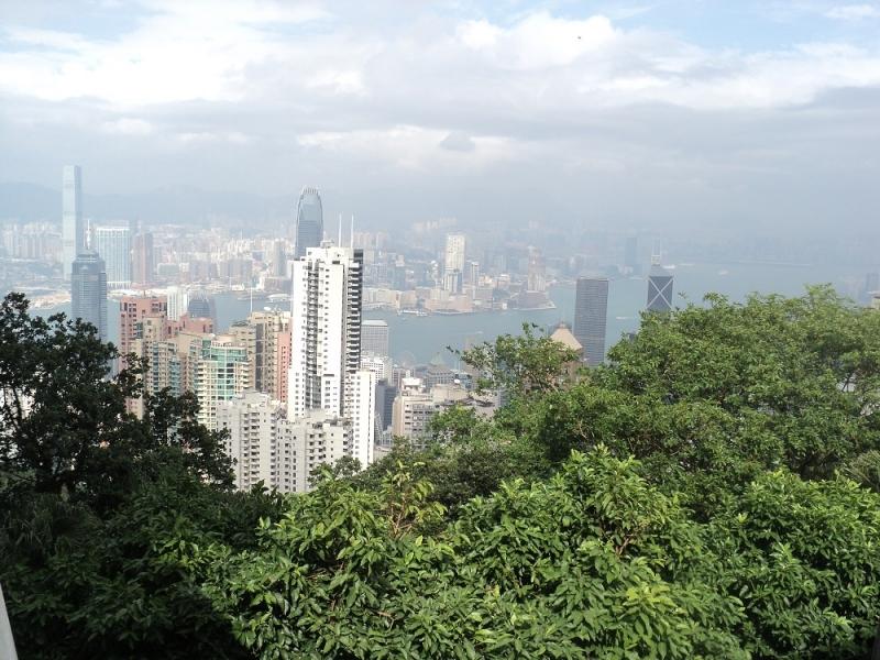 Гонконг проездом 8 (10) часов